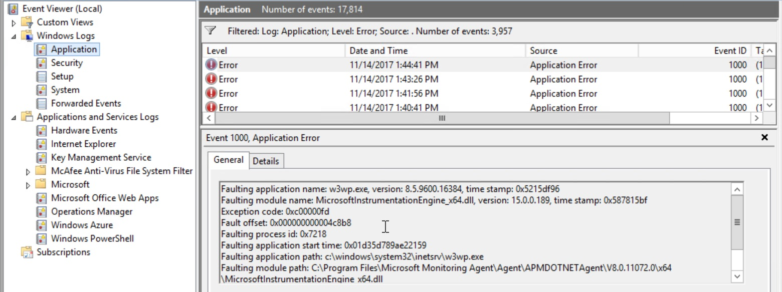 Unable to open excel files in Office Web Apps - Another way out