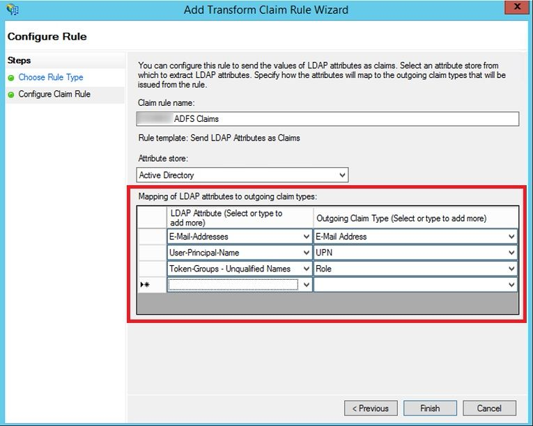 How to Use AD Security Groups with SharePoint using ADFS
