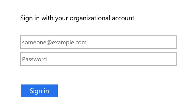Office 2013/2016 Client Authentication with SharePoint and