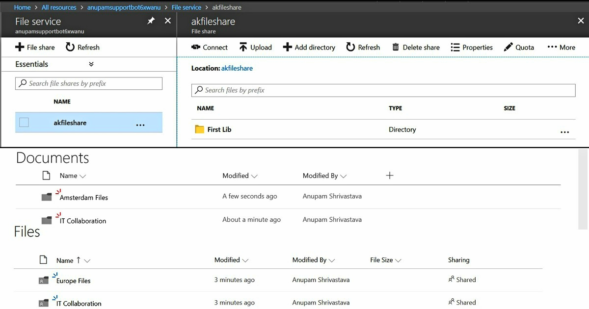 Migrate Files Shares to Microsoft Cloud - Cloud Decoded