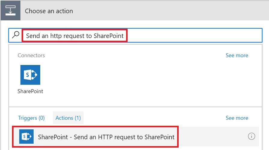 Send Http Request To SP