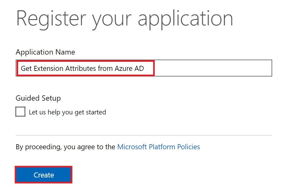 Access On-Premise Extension Attributes from Azure AD in MS Flow