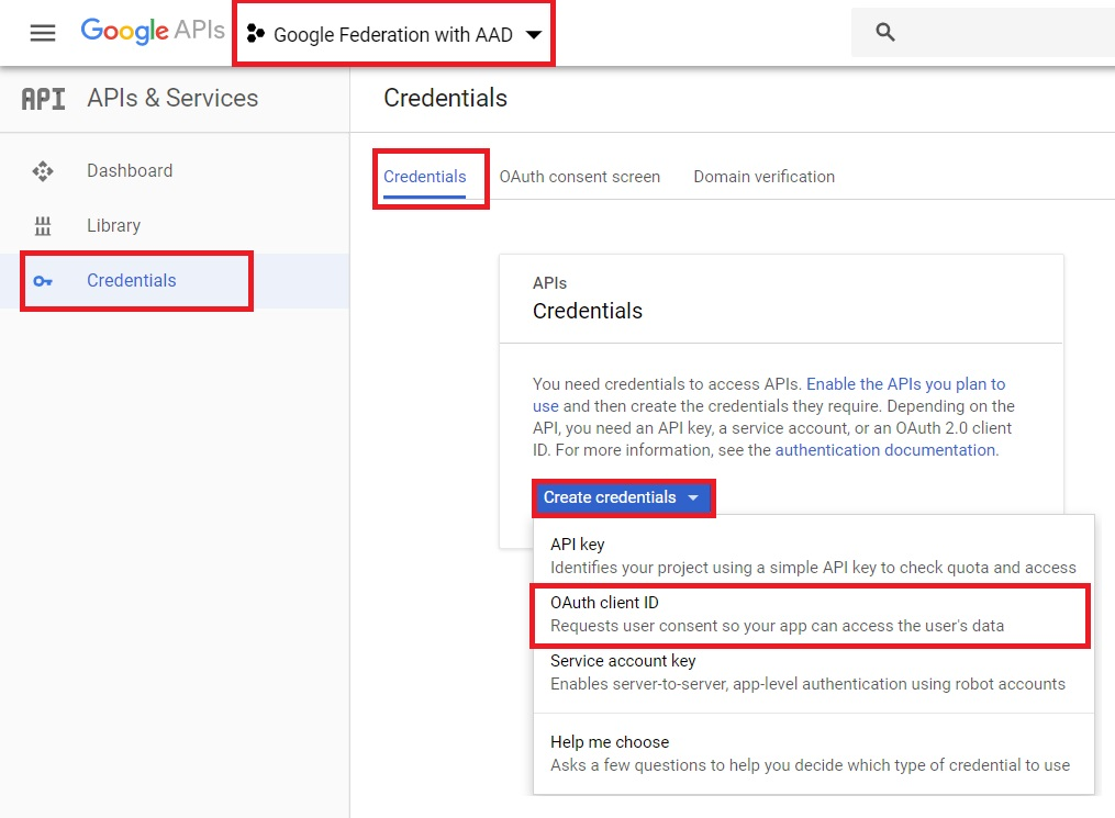 Enable Google Federation for External Access in SharePoint